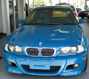 vendre bmw m3 2003 coup bleu laguna seca excellente. Black Bedroom Furniture Sets. Home Design Ideas