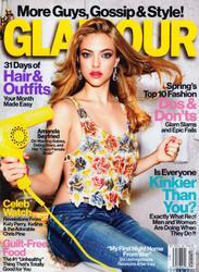 Amanda Seyfried in Glamour Magazine - March 2012