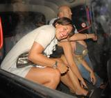 Lily Allen Drunk, with a hint of nipple ! Foto 119 (Лили Аллен Пьяный, с намеком на соски! Фото 119)