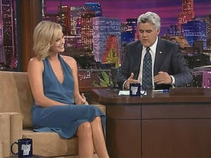 Charlize Theron - The Tonight Show with Jay Leno (2005)