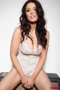 Kelly Andrews - Strips from her white bodysuit y42pkqbaxn.jpg