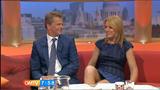 Helen Fospero | GMTV 03/08/10 *Upskirt* | MU 4MB