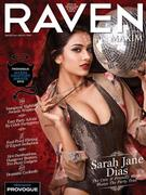 Sarah Jane Dias - Maxim India &amp;quot;Raven&amp;quot; Insert December 2012