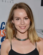Bridgit Mendler - 21st Annual Race To Erase MS in Century City 05/02/14