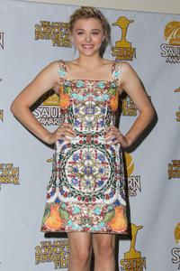 Chloe Moretz 40th Annual Saturn Awards in LA 06-26-2014