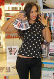 Майлин Класс, фото 859. Myleene Klass Promoting her fingernail range at Boots store in Liverpool - 02.02.2012, foto 859